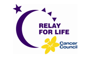 relay for life cancer council logo